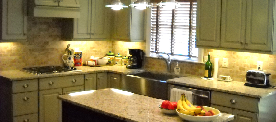 If you have been thinking about remodeling your kitchen, we can help.