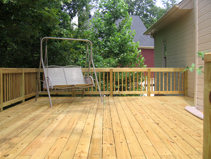Eagle Ridge Deck Addition